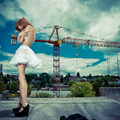 Build Up, Break Down   Model/Hair/Wardrobe: Maiah Manser    Makeup: Fantasia Oslund