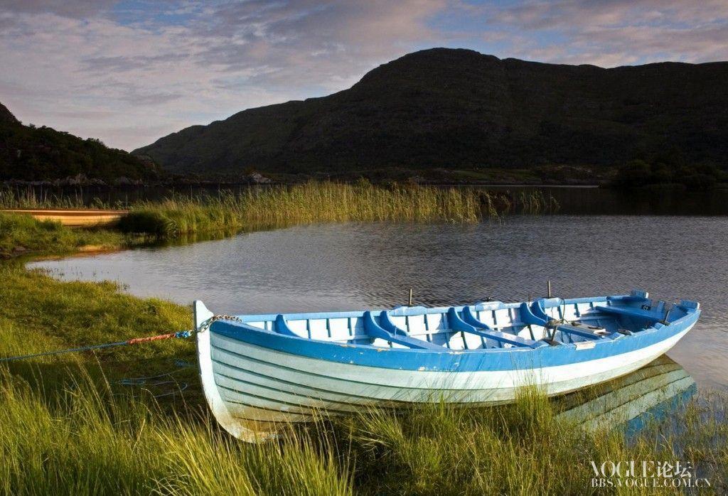 小船航行唯美图片 小船在大海航行图片 小船海上航行图片-大海小船帆