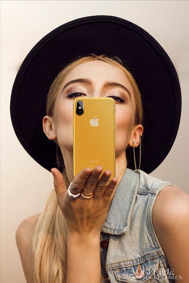英国0Plus2黄金版iphone x图片013