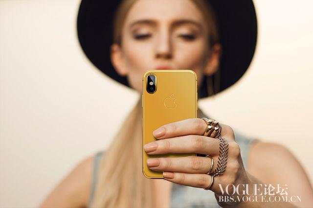 英国0Plus2黄金版iphone x图片011