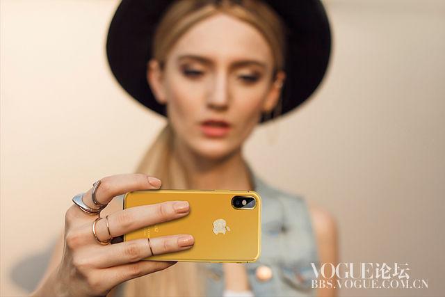 英国0Plus2黄金版iphone x图片010