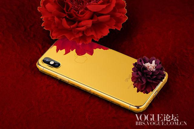 英国0Plus2黄金版iphone x图片008