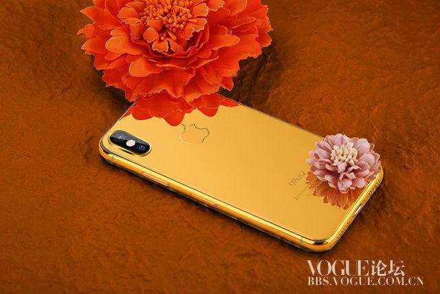 英国0Plus2黄金版iphone x图片007