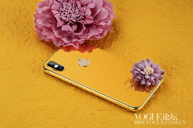 英国0Plus2黄金版iphone x图片006
