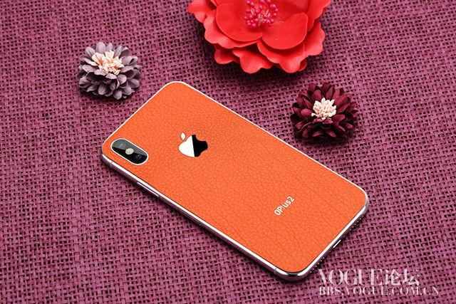 英国0Plus2黄金版iphone x图片003