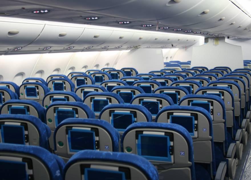 空中客车A380--目前最大的客机 - 旅行&摄影
