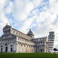 意大利 · 永不会倒下的比萨斜塔