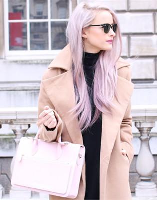 分享暖冬时尚穿搭