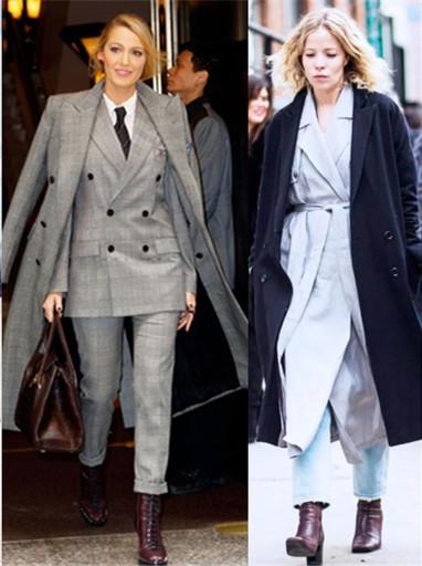 外套叠穿保暖法则