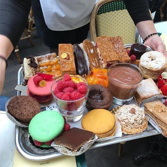 20个来自全世界的丰盛早餐