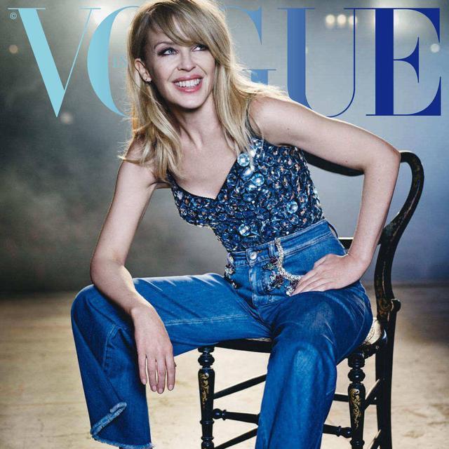 西班牙版《Vogue》2018年7月刊