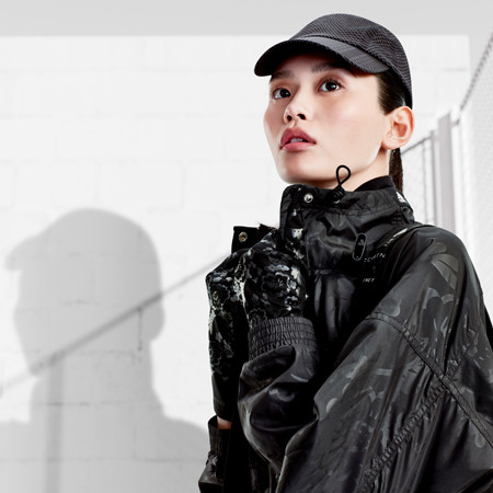 奚梦瑶成为adidas 新任全球代言人