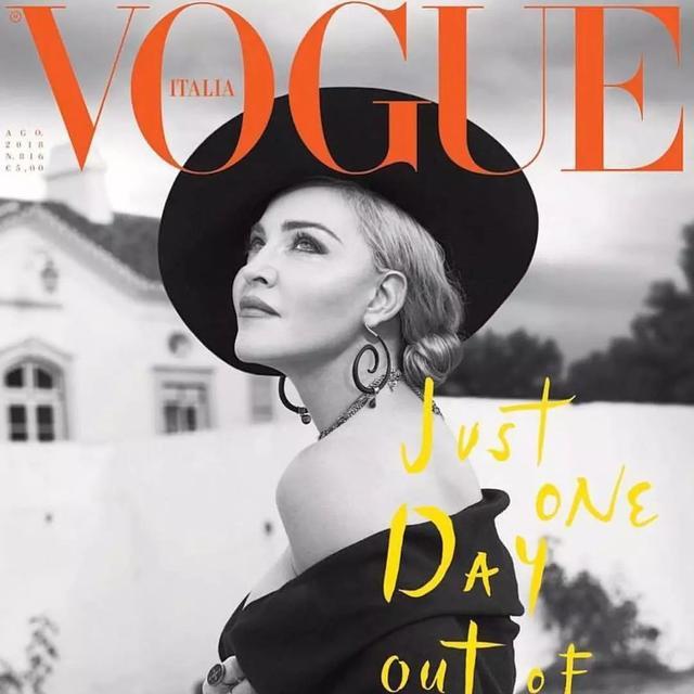 意大利版《Vogue》2018年8月刊