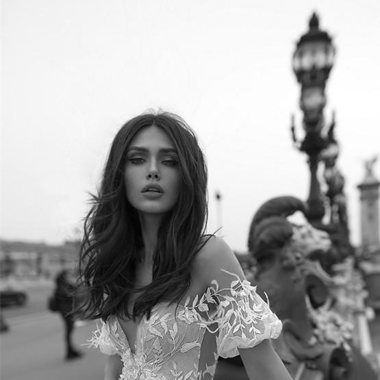 Julie Vino 2019「巴黎」婚纱大片