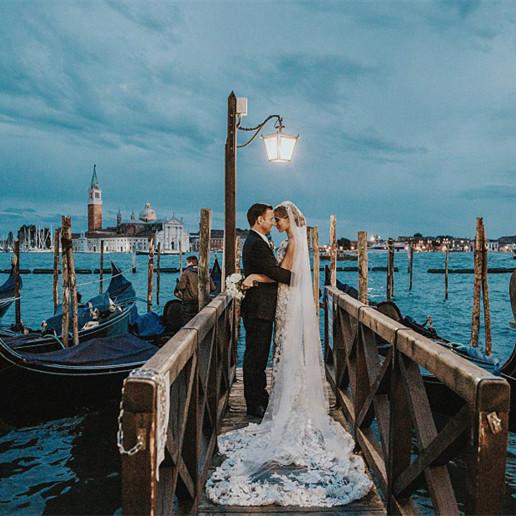 全球最佳婚礼摄影照 美到窒息
