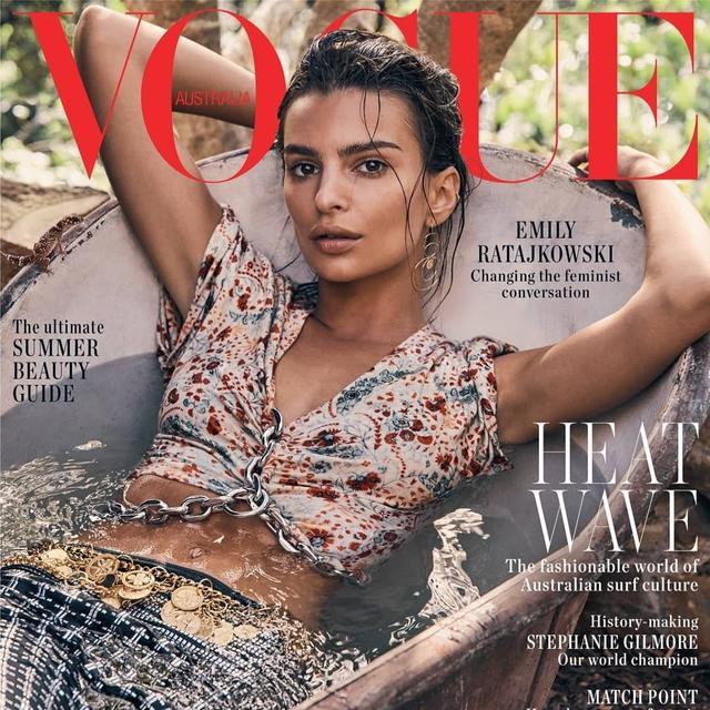 澳洲版《Vogue》2019年1月刊