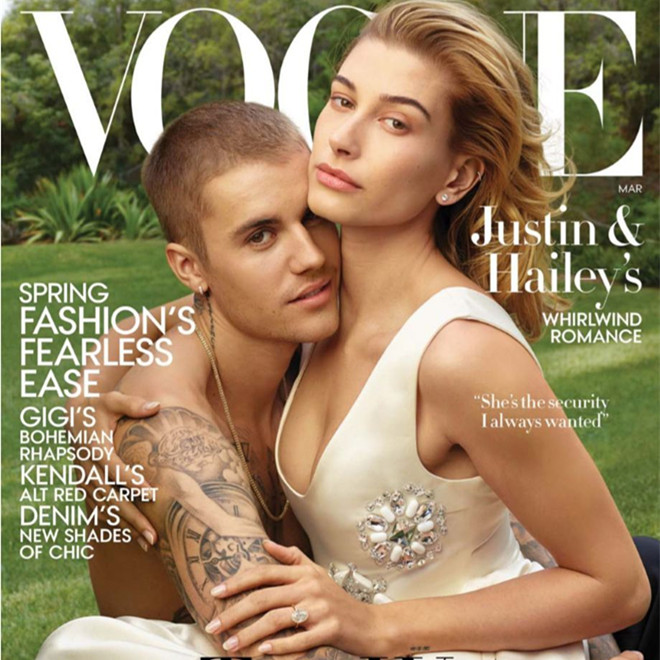 美国版《Vogue》2019年3月刊
