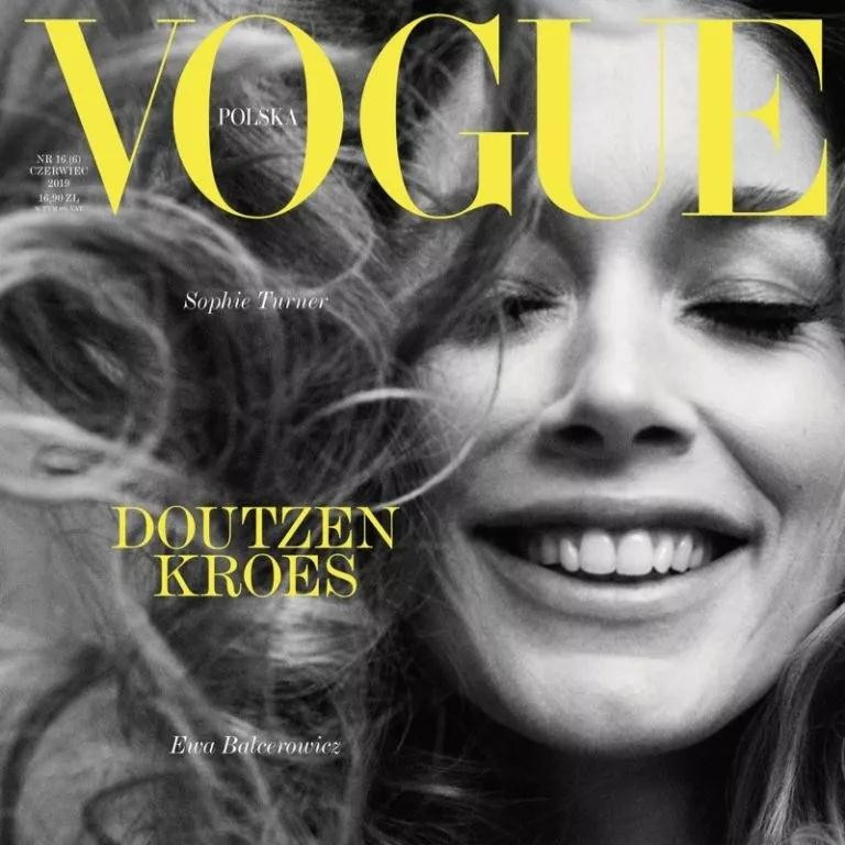 波兰版《Vogue》2019年6月刊