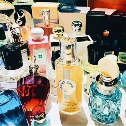 六款热门香水合集