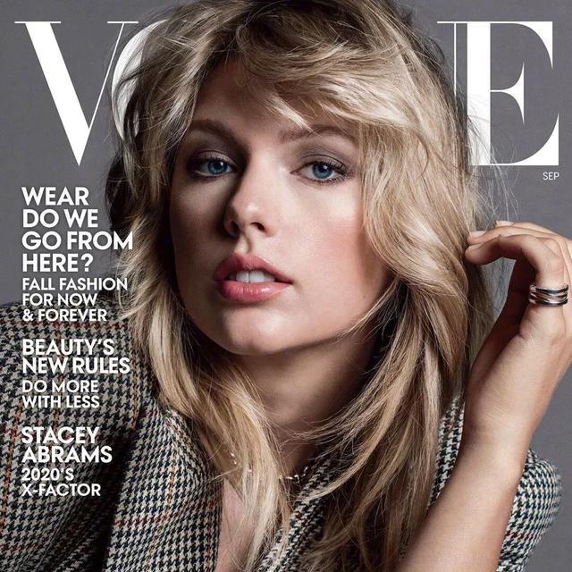 美国版《Vogue》2019年9月刊