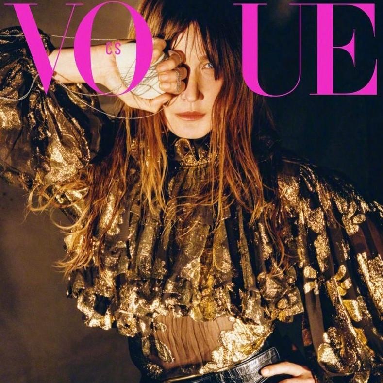捷克版《Vogue》2020年2月刊