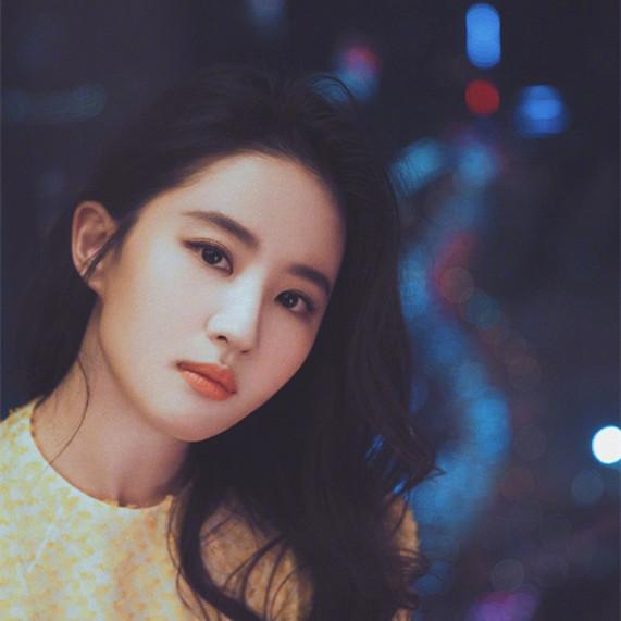 """美人时光机 """"神仙姐姐""""刘亦菲"""